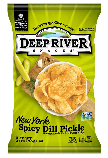 Allergence By Snacksafely Com Deep River Snacks Kettle